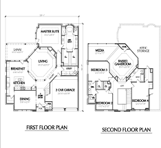 Saltbox Style House Plans Home Design Modern 2 Story House Floor Plans Shabbychic Style