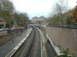 Woolwich Dockyard railway station