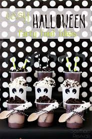 Halloween Birthday Food Ideas by Easy Halloween Party Food Ideas Southern Revivals