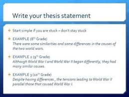 Sample thesis statement argumentative metricer com Metricer com Awesome Examples of Argumentative Thesis Statements     YouTube