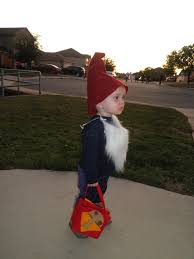 cabbage ranch gnome halloween costume diy