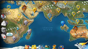 Africa Map Game by Criminal Case World Edition New Case District Africa And