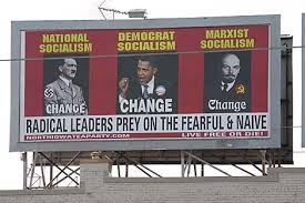 Hitler, Obama y Lenin