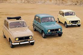 All Renault Models Why I Love The Renault 4 By Russell Bulgin Car Archive March