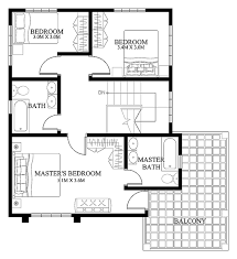Home Floor Plan Layout 50 Images Of 15 Two Storey Modern Houses With Floor Plans And