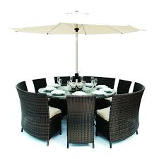cheap modern dining table brown white wall dark brown woodlegs