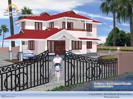 Home Interior Design Kerala by Fresh Labels 3d Home Design Home Elevation Designs Kerala