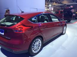 Ford Focus Colours 2015 Ford Focus Electric Exterior Photos 2015 Ford Focus Electric