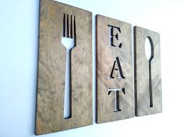 Art On Walls Home Decorating by Best 25 Fork Spoon Wall Decor Ideas On Pinterest Chalkboard For