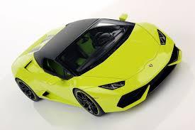 Lamborghini Huracan Colors - lamborghini huracan lp 610 4 spyder soft top 1 18 mr collection