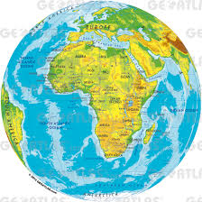 Map Of Kenya Africa by Geoatlas Globes Africa Map City Illustrator Fully Modifiable