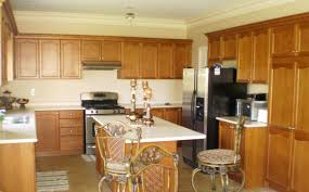 100 kitchen color schemes with wood cabinets home design