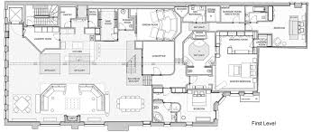 Penthouse Floor Plans Exclusive Lower Manhattan Penthouse Loft In Soho Idesignarch