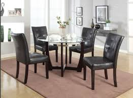 Five Piece Dining Room Sets Latitude Run 5 Piece Dining Set U0026 Reviews Wayfair