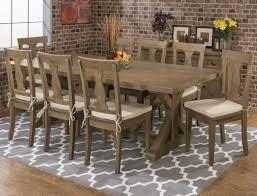 Brown Dining Room Table Laurel Foundry Modern Farmhouse Cannes Dining Table U0026 Reviews