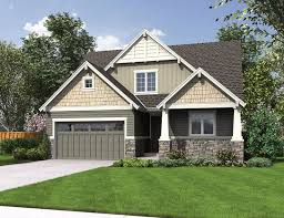 Two Story Craftsman House Plans 17 Best House Plans Images On Pinterest Craftsman Homes Cottage