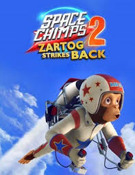 Space Chimps 2: Zartog Strikes Back (2010) Latino online
