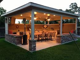 Ideas For Outdoor Kitchen 15 Diy How To Make Your Backyard Awesome Ideas 2 Surround Sound