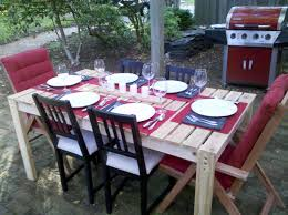 Home Decorators Collection Coupon Code Ana White Simple Cedar Outdoor Dining Table Diy Projects