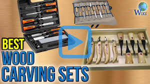 top 9 wood carving sets of 2017 video review