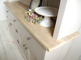 bespoke kitchen dresser with cupboards eastburn country furniture