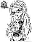 Monster High Coloring Pages - Page 7 of 8 - Free Printable ...