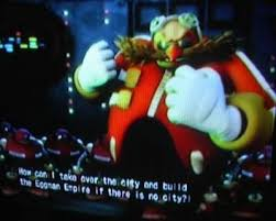 Eggman de Shadow the Hedgehog