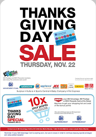 Thursday Thanksgiving Sales Sm Thanksgiving Day Sale November 2012 Manila On Sale