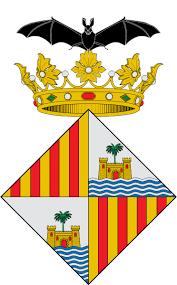 Este es el escudo de Mallorca