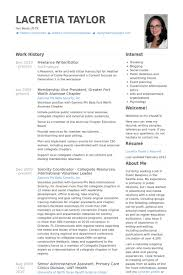 Resume education examples Resume Maker  Create professional resumes online for free Sample