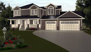 3 car garage house plans by edesignsplans ca 1