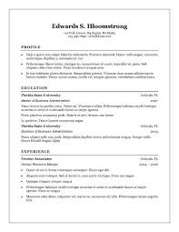 Customer Service Sample Resume  resume templates microsoft word     happytom co Resume Templates Microsoft Word   customer service sample resume