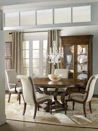 hooker furniture dining room archivist 54in round dining table w 1