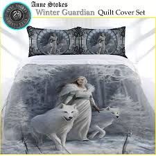 anne stokes bedding collection quilt covers doona covers