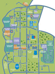 Bc Campus Map Residence Map