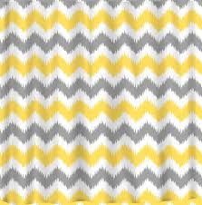 Blackout Curtain Panels Yellow Gray Curtain Panels Inspiration Rodanluo Chevron Blackout