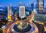 Jakarta City In Night | City Wallpapers Beautiful Nature Wallpapers