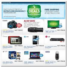 best deals on canon cameras black friday best buy black friday 2012 deals u0026 ad scan