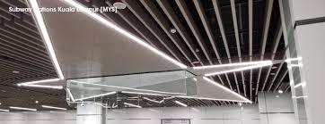 durlum ceiling u0026 lighting metal ceilings open cell ceilings