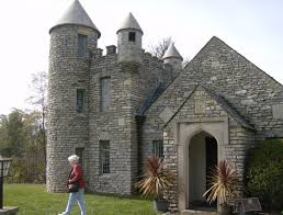 Small Castle by Louisville U2013 Yew Dell Gardens Steve Snedeker U0027s Landscaping And