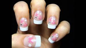kiss nail art stickers review youtube