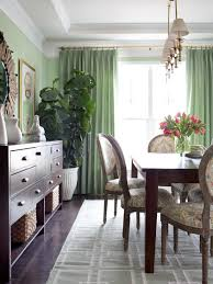 Ideas For Dining Room Table Decor by Rules For Decorating With Faux Plants Hgtv U0027s Decorating U0026 Design