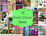 18 Dorm Decor ideas | A Little Craft In Your Day