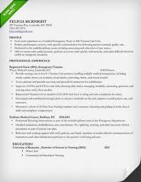 Cover Letter For Resume Examples For Students by Entry Level Nurse Resume Sample Resume Genius