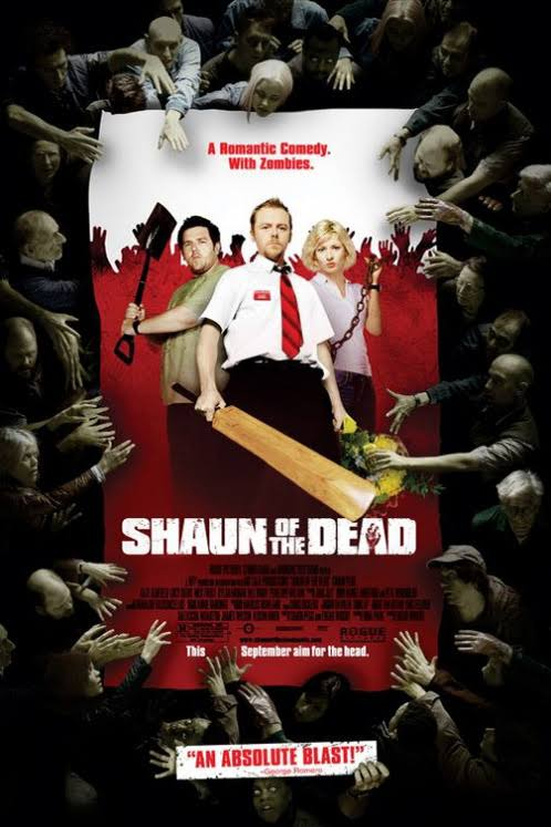 Image result for Shaun of the Dead 2004