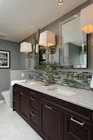 Gray Floors What Color Walls by Best 25 Dark Vanity Bathroom Ideas On Pinterest Dark Cabinets