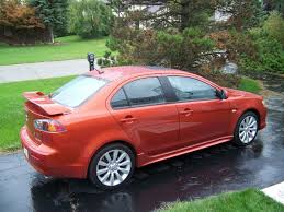 review 2010 lancer gts the truth about cars