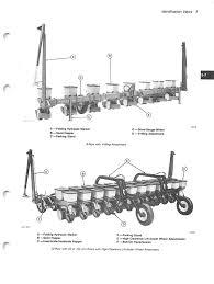 John Deere 7100 Planter by John Deere 7100 4rw 6rn 6rw 8rn And 8rw Mounted Max Emerge