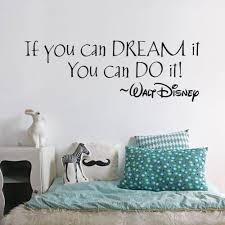 online buy wholesale inspirational wall stickers from china if you can dream it you can do it inspiring quotes wall stickers home art decor