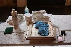 Kitchen Cabinet Refinishing Kits Review Of Rust Oleum Cabinet Transformations And Cabinet